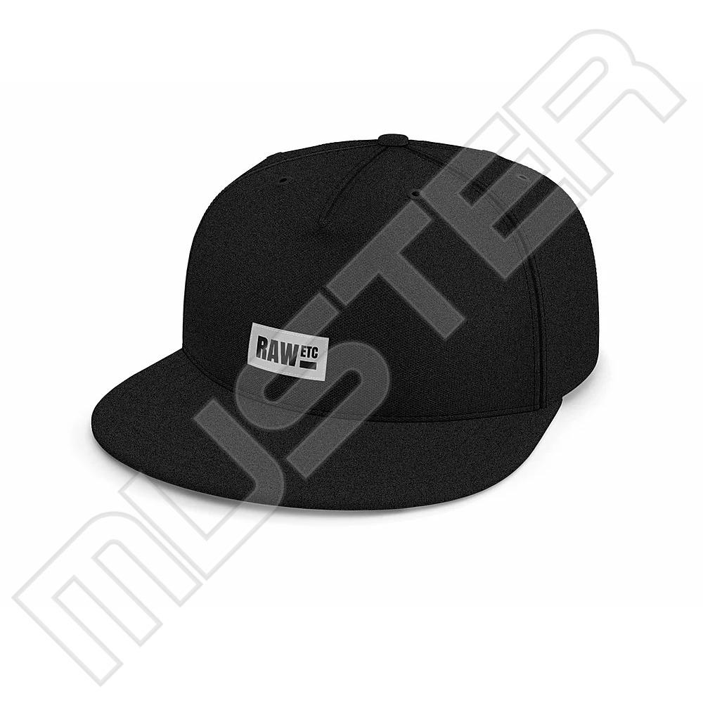 RAW Cap Black